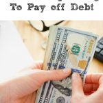 Tips To Cutting Back On Spending To Pay off Debt