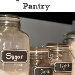These Organization Tips For Your Pantry are perfect for keeping up on your pantry! Doing a good clean a couple times a year helps to keep everything fresh!