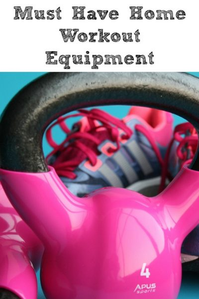 These Home Workout Equipment Must Haves are a great place to start for building a workout routine! No time for the gym, not a good excuse to not get fit.
