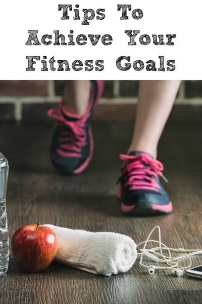 These easy Tips to Achieve Your Fitness Goals! Taking changes slow can lead to long-term success and developing good healthy habits in life!