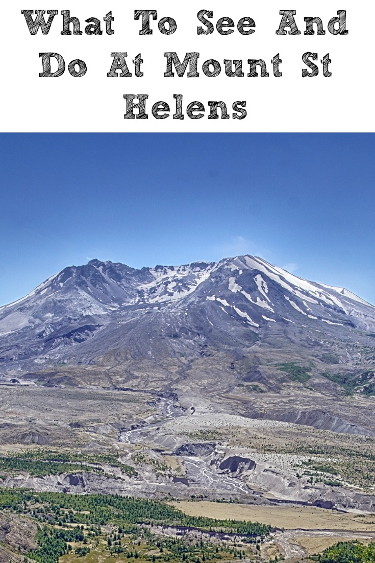 There is so much to See And Do At Mount St Helens National State Park! Seeing how the mountain erupted and recovered is an amazing way to see how Mother Nature works.