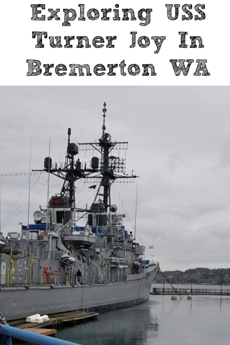 Exploring USS Turner Joy In Bremerton Wa on a self-guided tour is the perfect way to spend the day! US Navy is a big part of the PNW as well as area history.