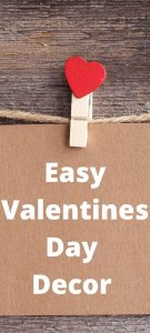 These Fun & Creative Valentine's Day Decoration Ideas are a great way to get crafty with the kids! Plus they are great for making the house look great!