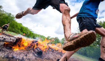 Challenge Yourself At The Warrior Dash This Year! The Warrior Dash is the perfect way to stay on track with your New Year Resollutions and celebrate you!