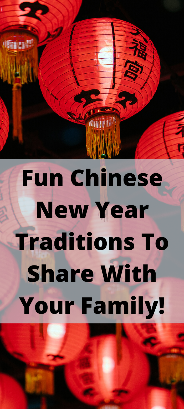 These Fun Chinese New Year Traditions To Share With Your Family are a great way to help your children learn new traditions! A lot of fun food traditions!