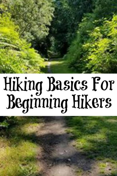 These Hiking Basics For Beginning Hikersperfect for getting out on the trail. While a ton of equipment isn't required, there are some essentials to take!