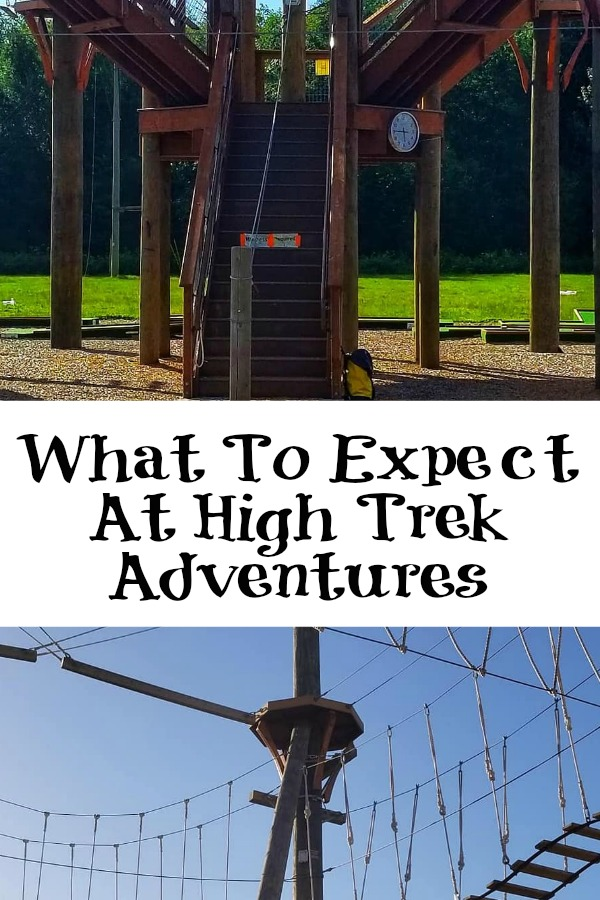 What To Expect at High Trek Adventures! With Mini Golf, Zipline, Obstacle Course, and Laser Tag HighTrek is the place for fun and adventures!