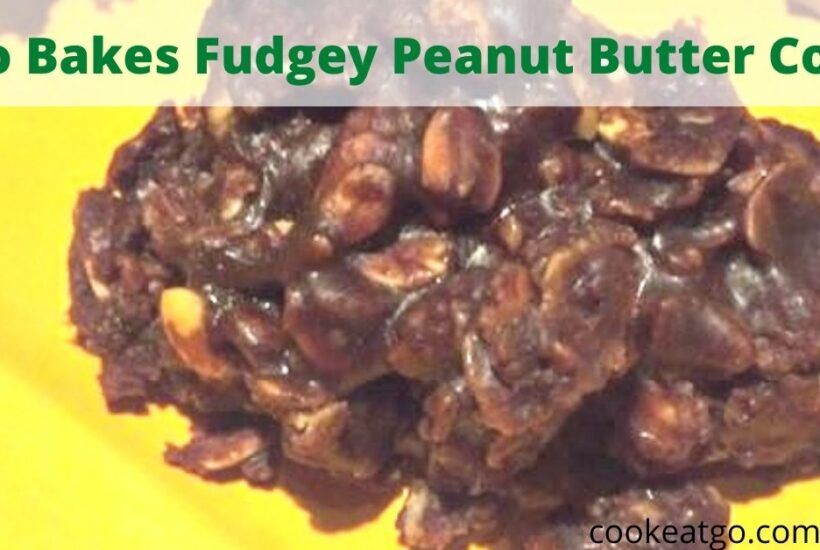 These No Bakes Fudgey Peanut Butter Cocoa are a huge treat in house year round! I love I don't have to heat the house to make them!!