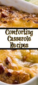 vaThere is nothing better than a nice warm comforting casserole for dinner!! These are perfect for enjoying with the family at dinner time.