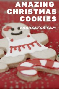 Christmas cookies are the best part of the holidays!! We always try to make several different varieties and to try out and give as gifts You can do full homemade, M&M, cake mix cookies, or anytype you like!!