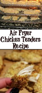This Air Fryer Chicken Tenders Recipe is the perfect quick dinner to make at home! Chicken Tenderloins in the Perdue Farms Family Bundle are perfect!