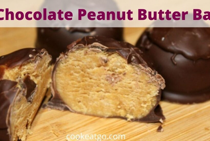 These Easy Chocolate Peanut Butter Balls are perfect no-bake dessert to make ahead any time of the year! Plus they make a great gift to give to loved ones as well!