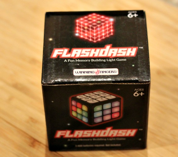 The Flashdash The 4-in-1 Electronic Game for Kids and Adults is the perfect holiday gift! Challenge your mind and entertain yourself with the 4 in 1 electronic game.