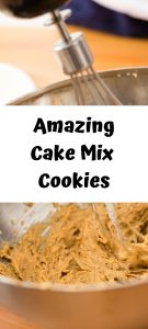 Cake Mix Cookie Recipes are a quick and easy to dessert! Perfect to make with kids or for potluck get togethers, most with only four ingredients!