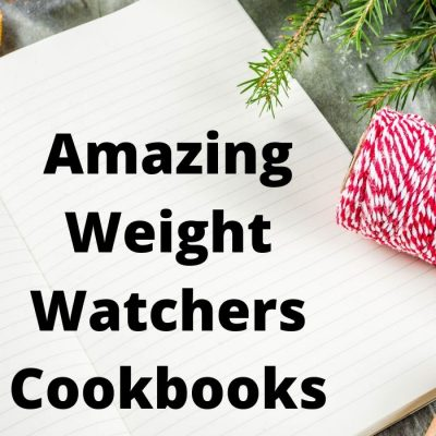 A variety of recipes makes a healthy lifestyle easier to handle and live! These Amazing Weight Watchers Cookbooks are perfect for the journey!