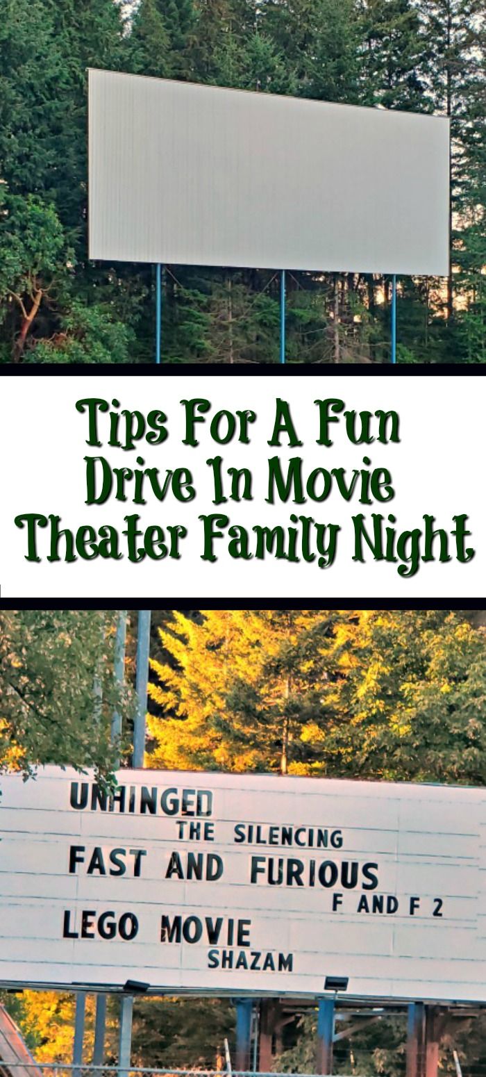 Drive-In Movies are making a come back!! These Tips For A Fun Drive In Movie Theater Family Night will help to make sure your evening is smooth and fun night!